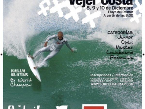 2º Campeonato de Surf El Palmar Vejer Costa (año 2006)