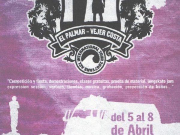 1º FESTIVAL DE LONGBOARD EL PALMAR VEJER COSTA (año 2007)