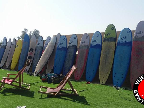 SÁBADO DE SURF EN EL PALMAR